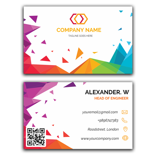 Business Cards (2 Sided)