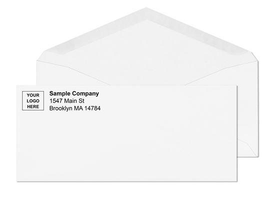 #10 Envelopes White